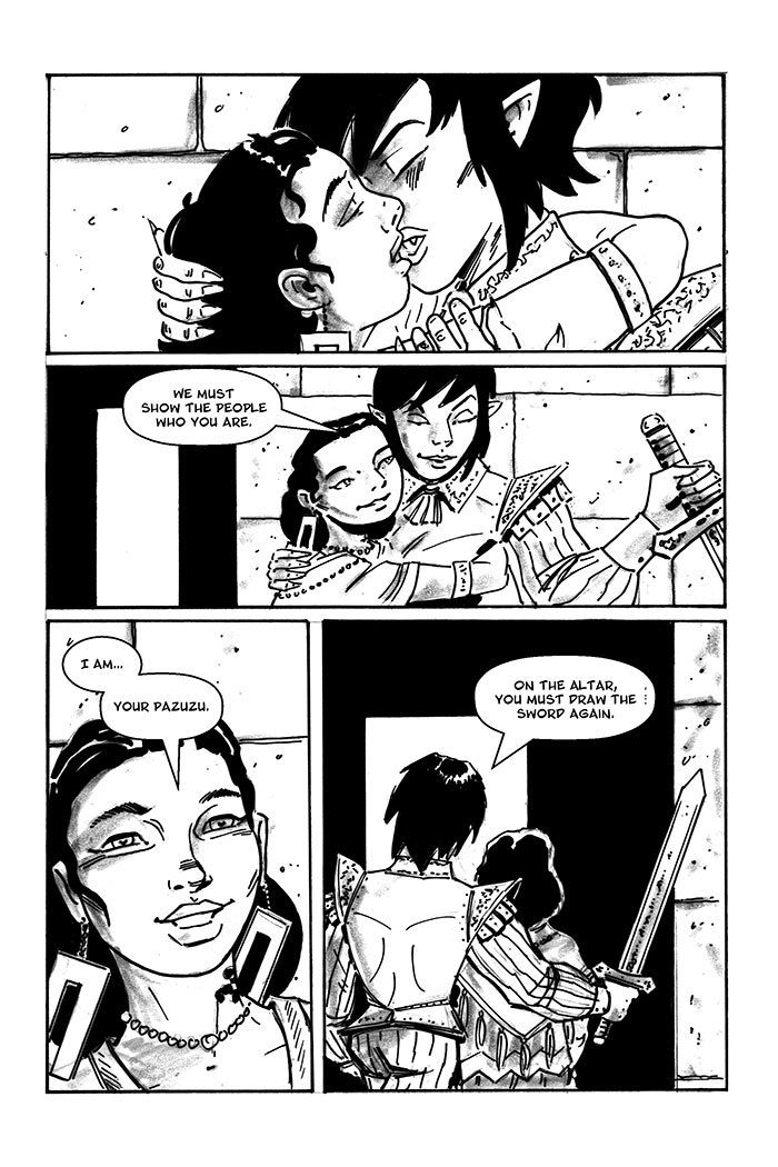 Begin Again, Chapter 04, Page 03 (#0219)