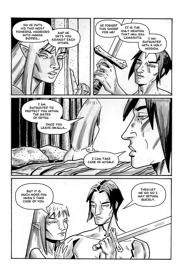 Begin Again, Chapter 05, Page 02 (#0240)