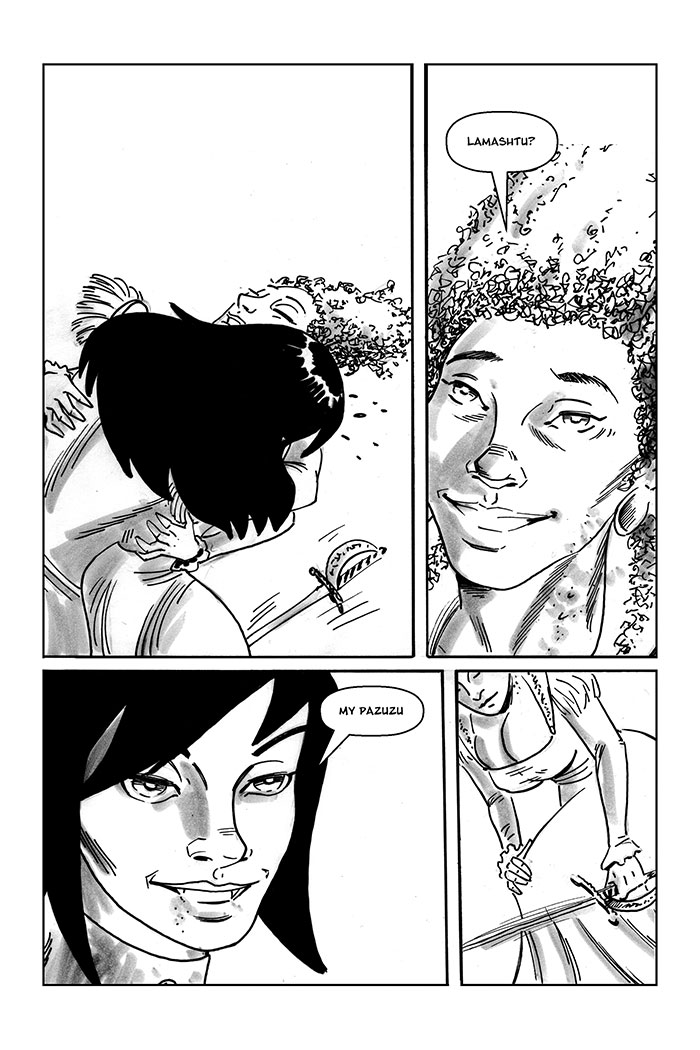 Begin Again, Chapter 06, Page 05 (#0265)
